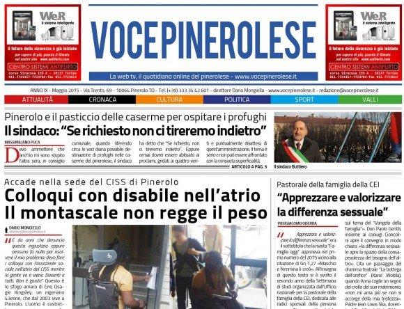 Voce Pinerolese Maggio 2015