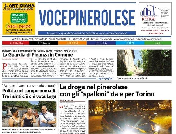 Voce Pinerolese Giugno 2018